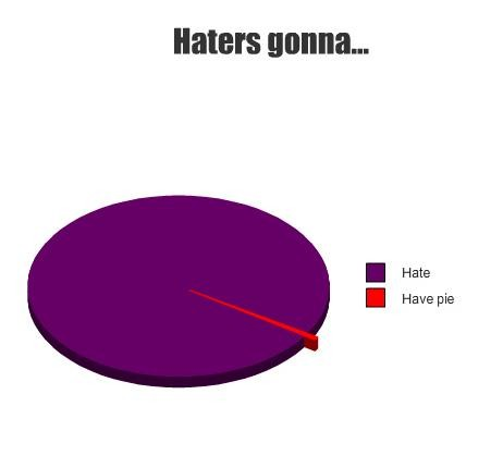 Funny Pie Chart So About What I Said