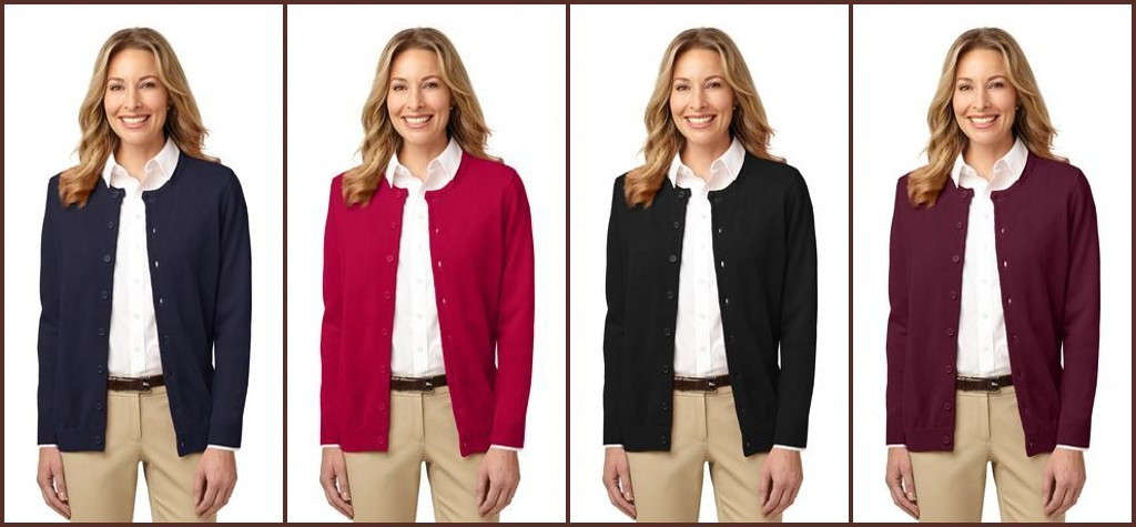 nyfifth-port-authority-ladies-jewel-neck-cardigan