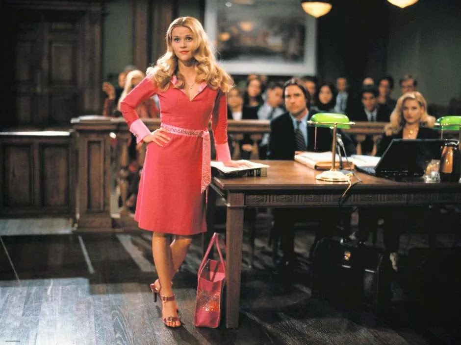 Women sexy legally blonde movie dialogue pics girls