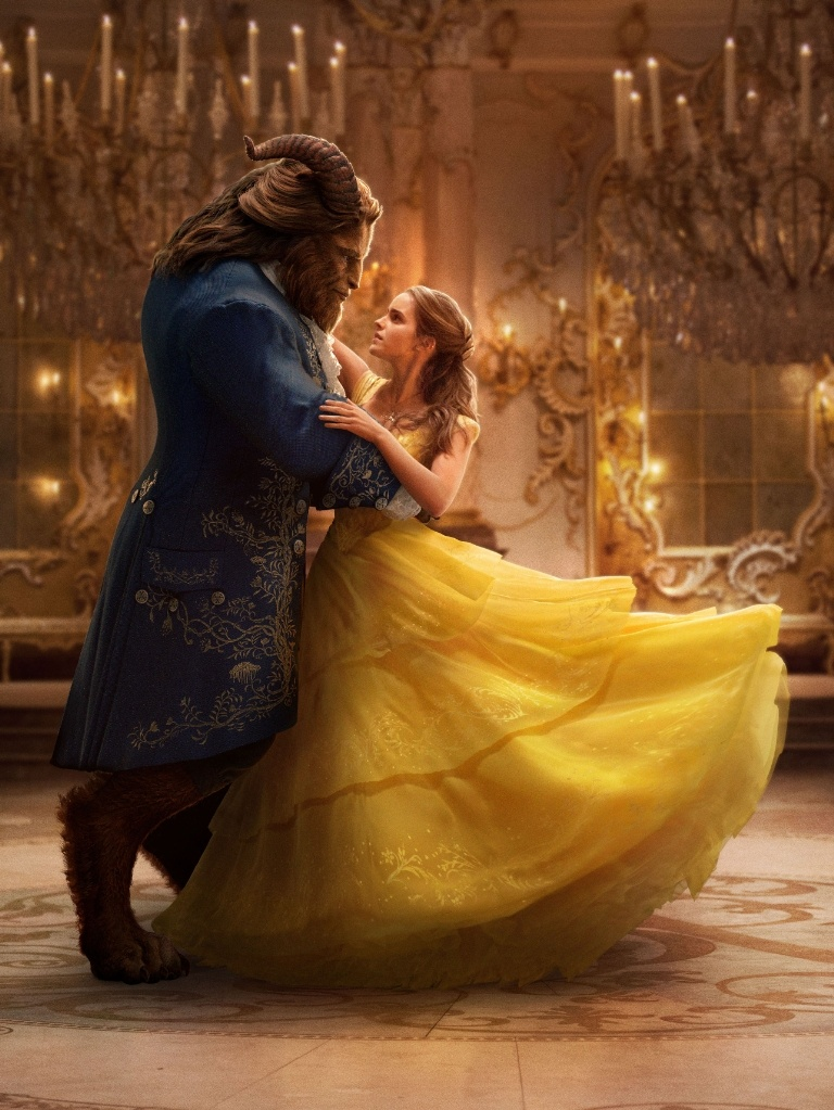 Must-See: Beauty and the Beast Live Action Photos
