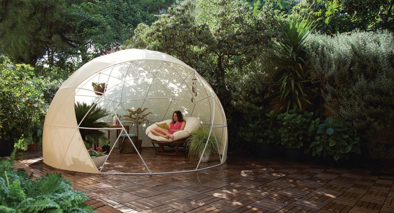 waterproof igloos