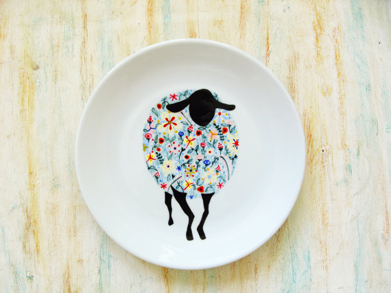 Farm-Inspired Dishware