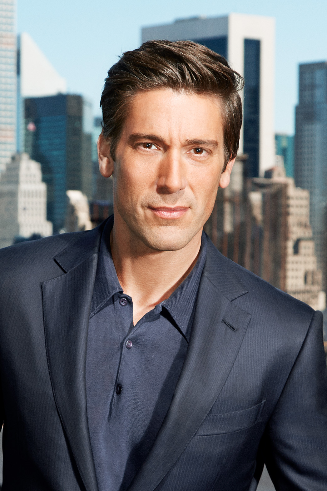 David Muir, ABC World News 6/16/2013   David muir, My