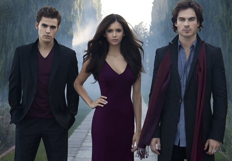 Ode to The Vampire Diaries