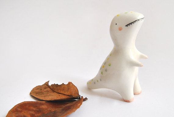 ceramic animal figurines