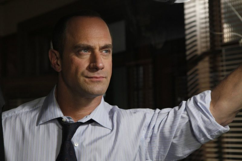 Elliot Stabler Law and Order SVU