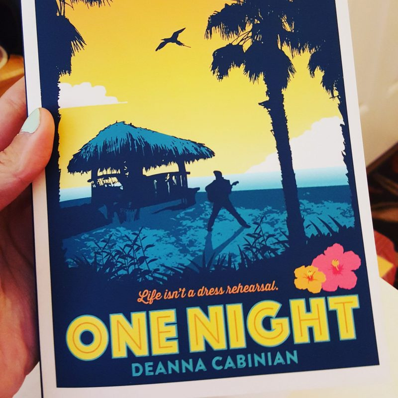 One Night Book Giveaway