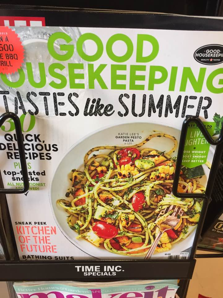 Essay in Good Housekeeping Print Magazine