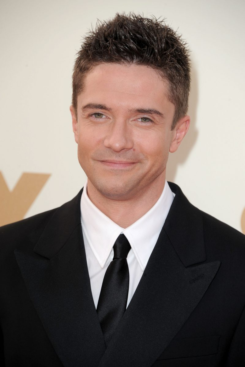 Man Candy Topher Grace