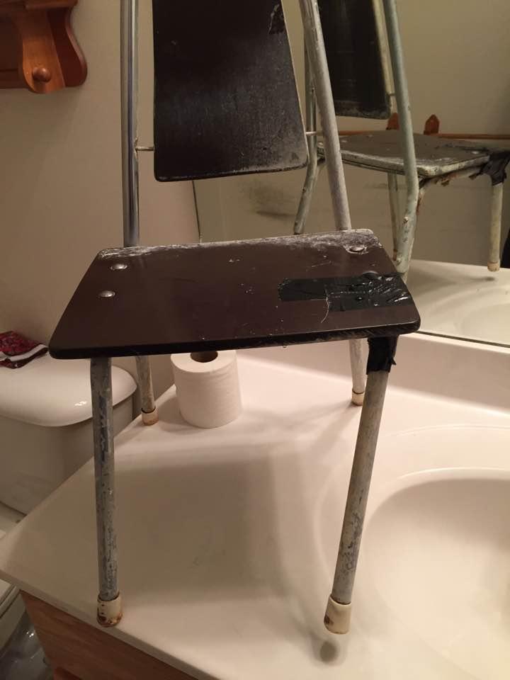 Saga of the Shower Chair