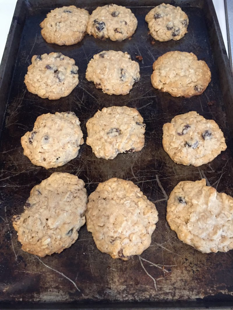 Lessons Learned Through Oatmeal Cookies