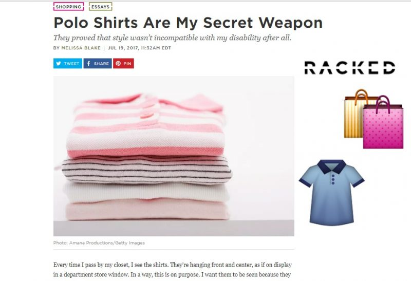 Polo Shirts Are My Secret Weapon
