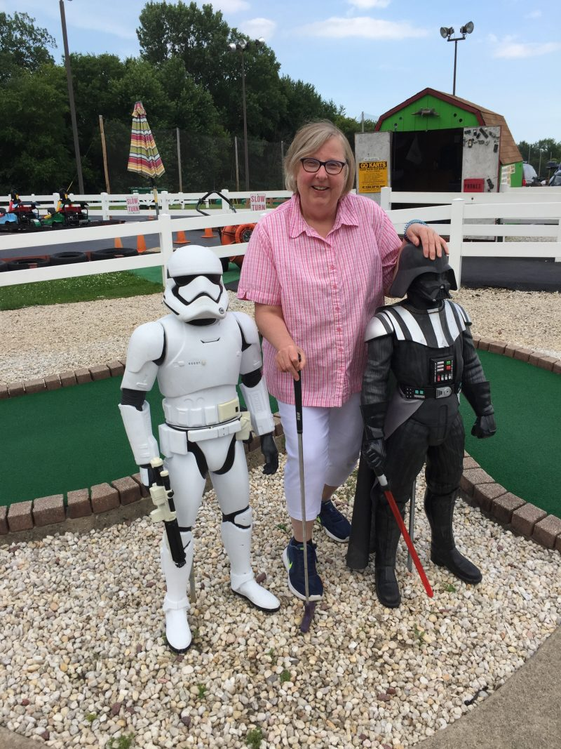 Mini-Golf Mayhem