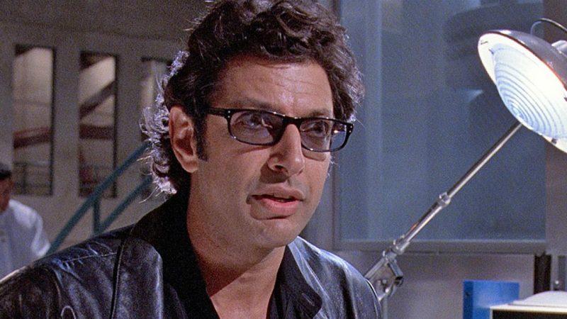 Man Candy Dr Ian Malcolm Jurassic Park