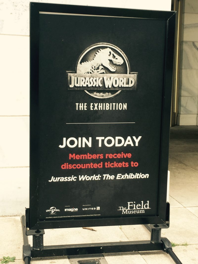 Day With the Dinosaurs