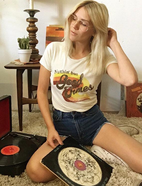 1970s vintage vibe