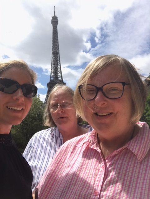 Ms. Bear Goes to Paris