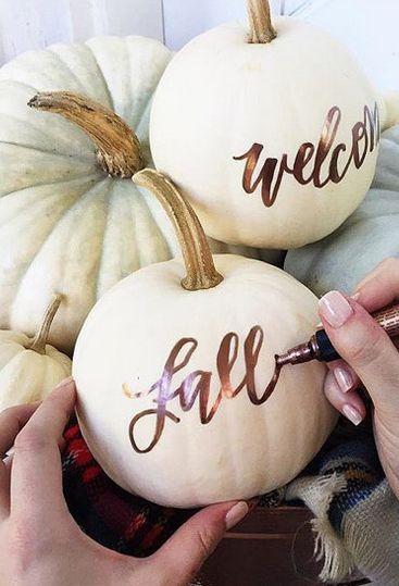 Fall Pinterest Finds