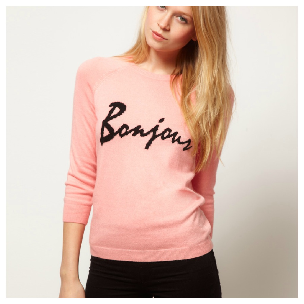 This season, it\u0027s all about sweaters and shirts that send a message \u2014 in  the most literal sense! Emblazoned with words and phrases, you\u0027d certainly  make an