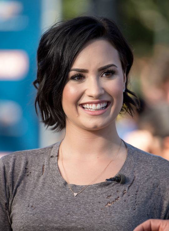 Demi Lovato fights for mental health reform