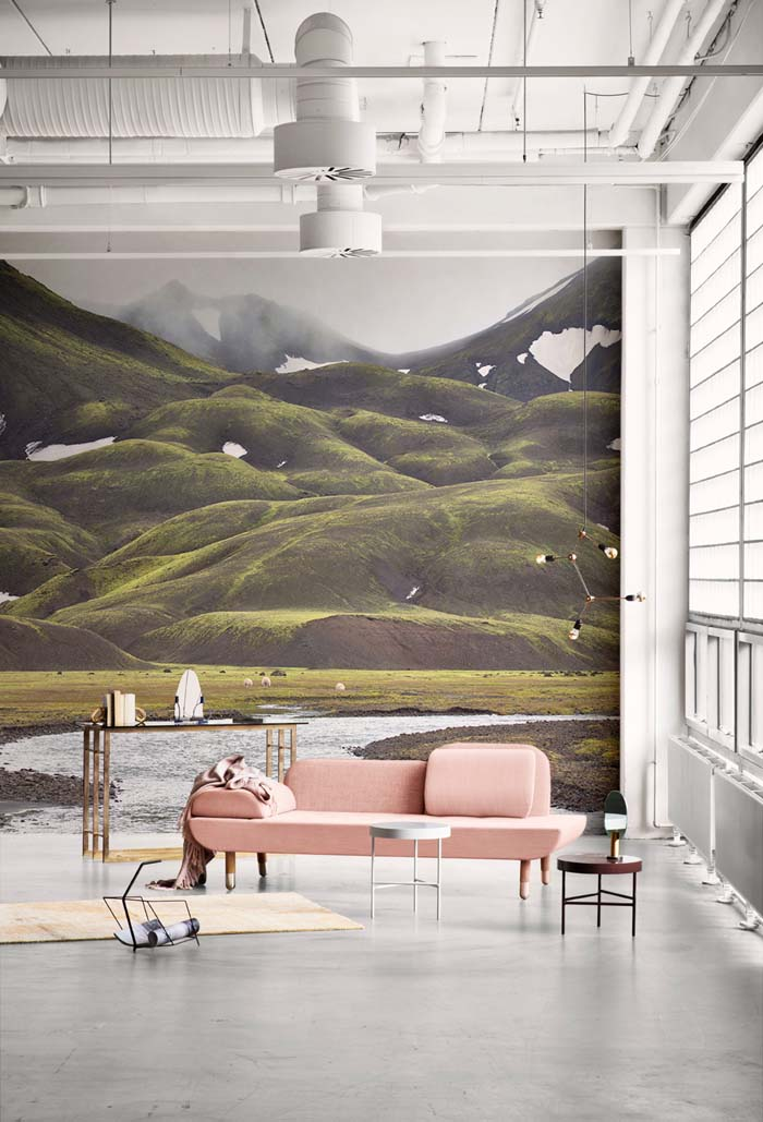 Dream Home Do or Dont Floor To Ceiling Wall Murals So About What