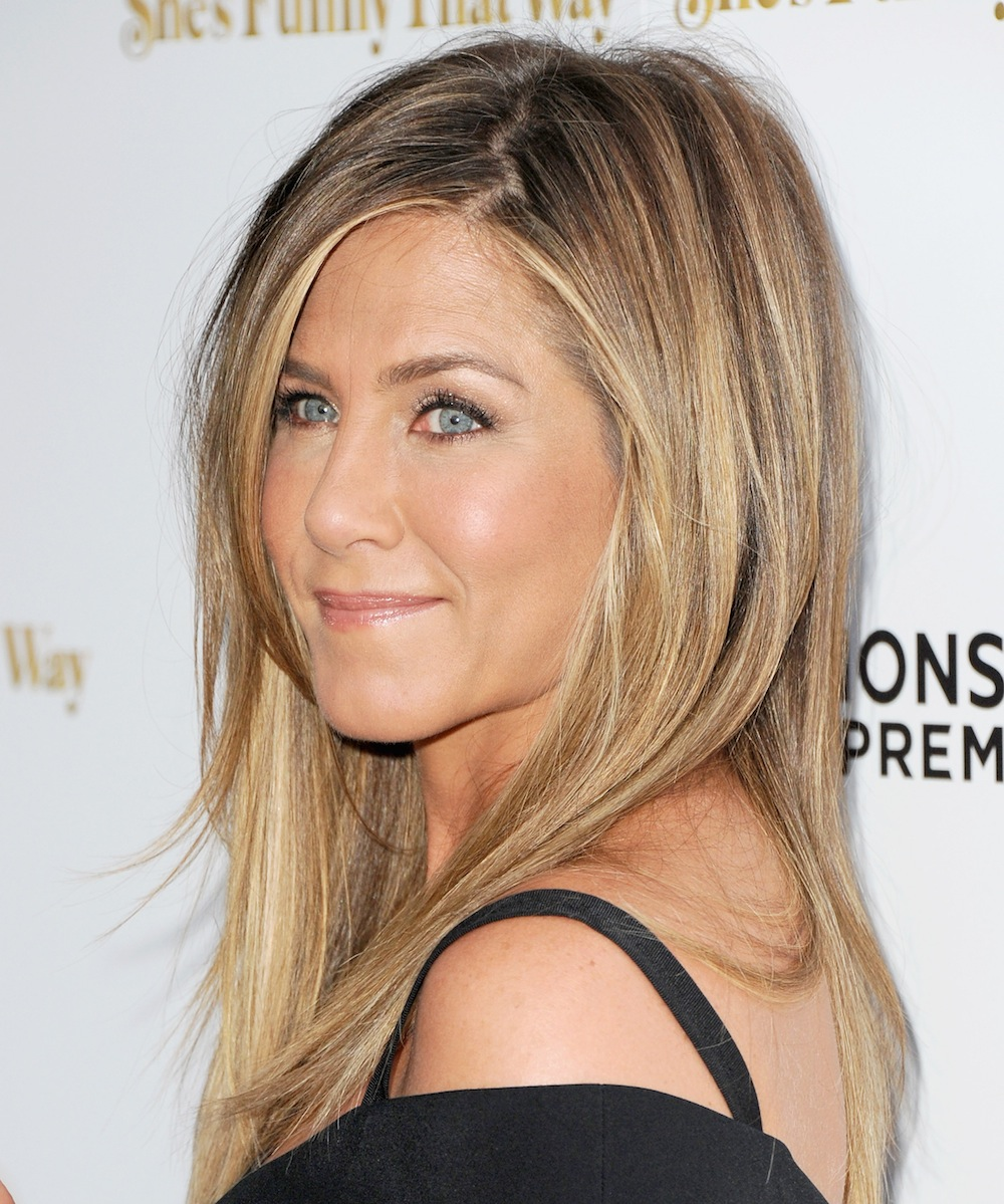 In The Pursuit of Happiness: Jennifer Aniston on Society\'s ...