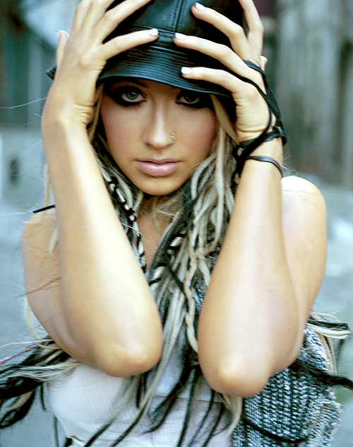 Tuesday Tunes Christina Aguilera Can't Hold Us Down