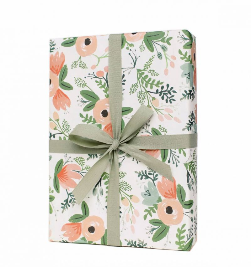 Floral Wrapping Paper