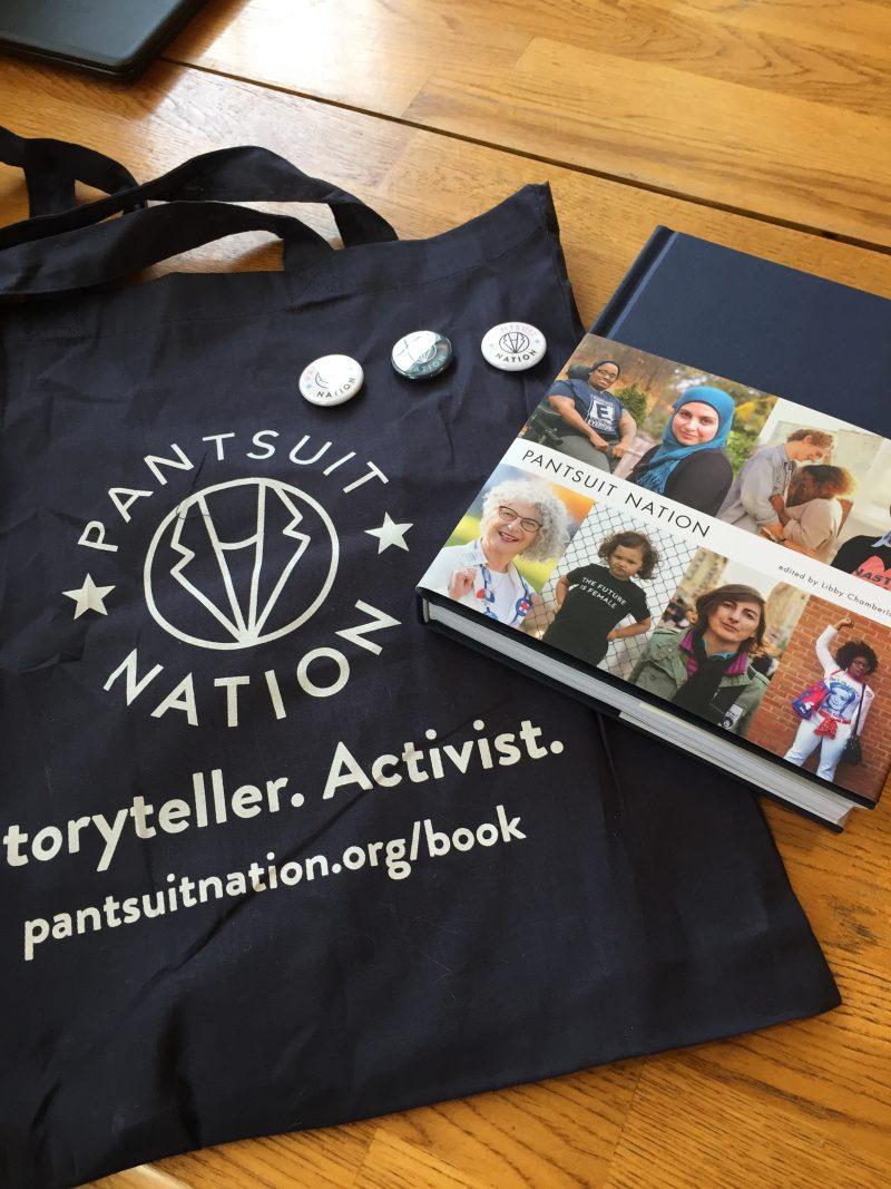 Pantsuit Nation Book