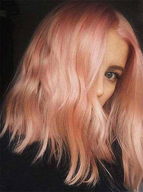 Blorange Spring Hair Trend