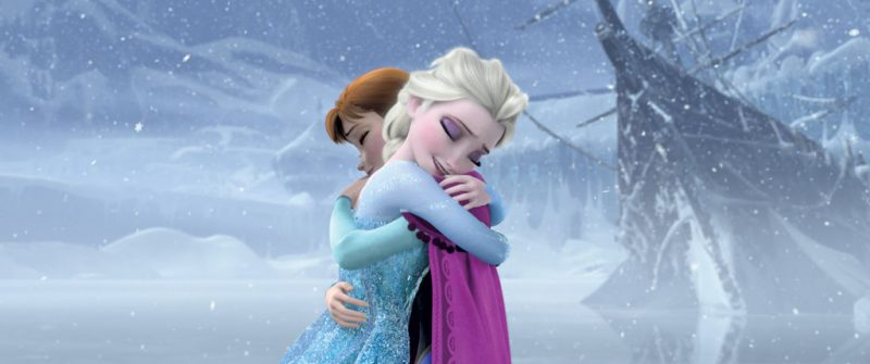 Love Letter to Frozen