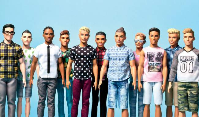New Ken Dolls