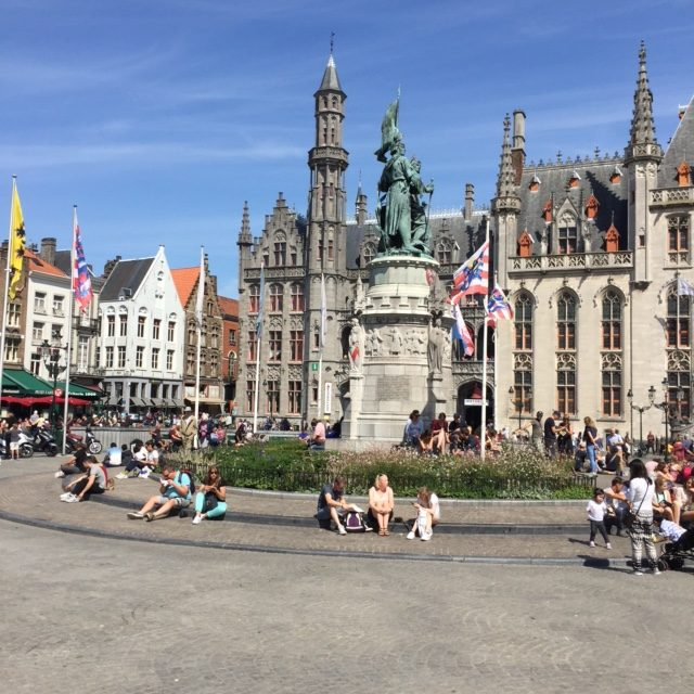 Tuesday Travels in Belgium