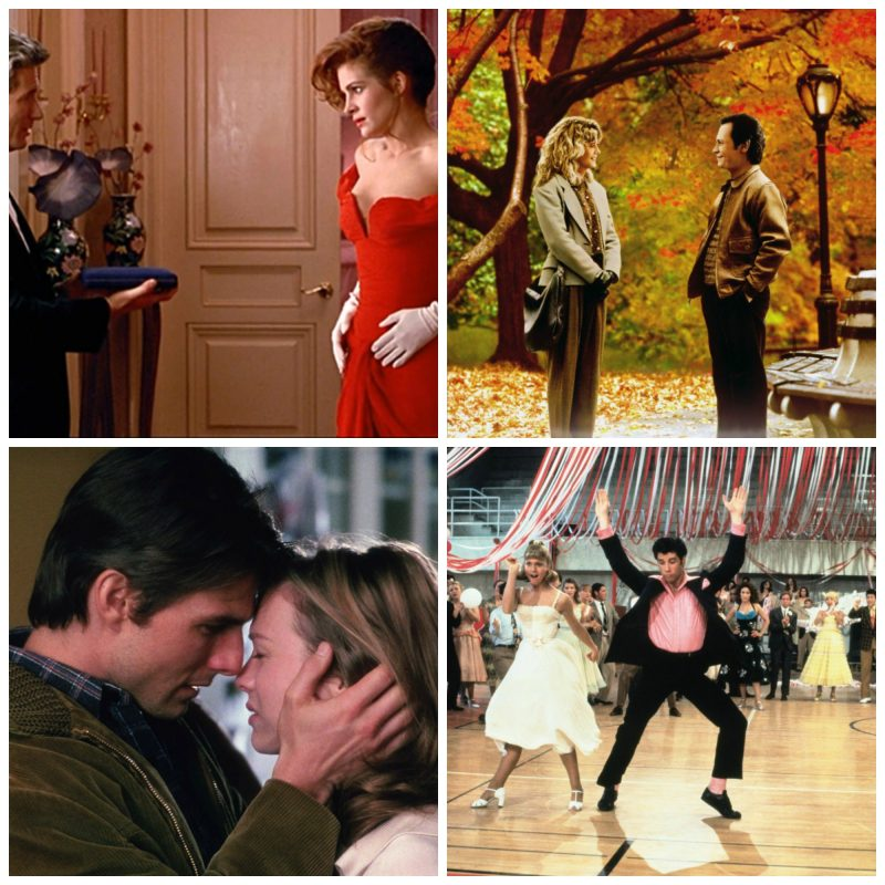 Favorite Romantic Comedies