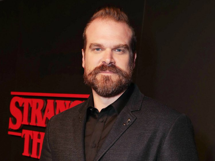 Man Candy David Harbour