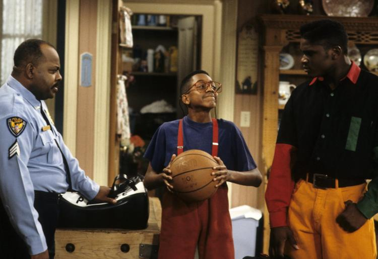 Man Candy Eddie Winslow Family Matters