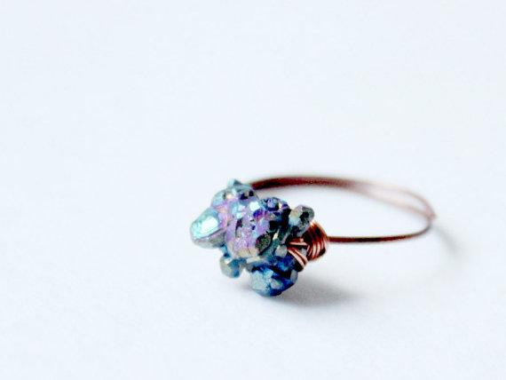 Bohemian Rainbow Ring