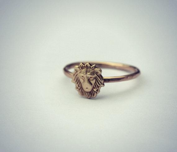 Lion Rings