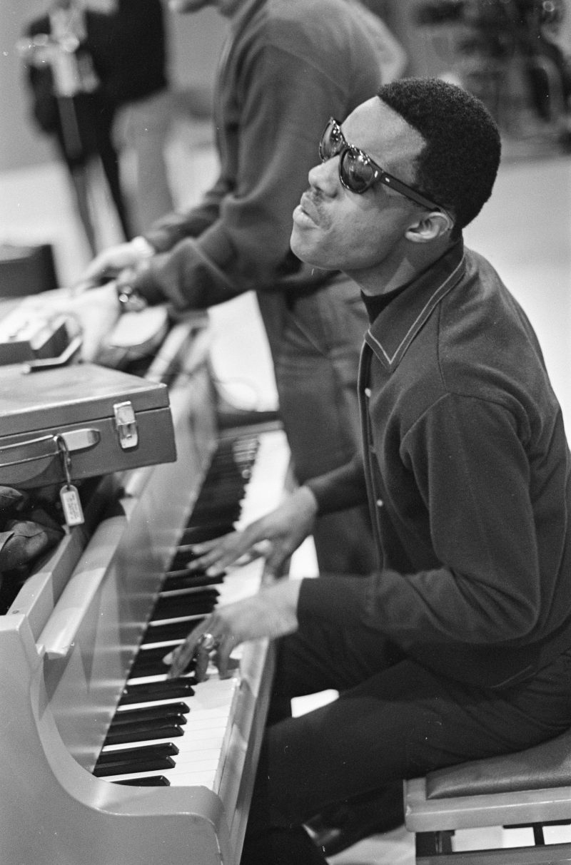 Man Candy Stevie Wonder