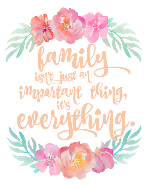 Quotes About The Importance Of Family | Motivational Quotes Monday On The Importance Of Family Time