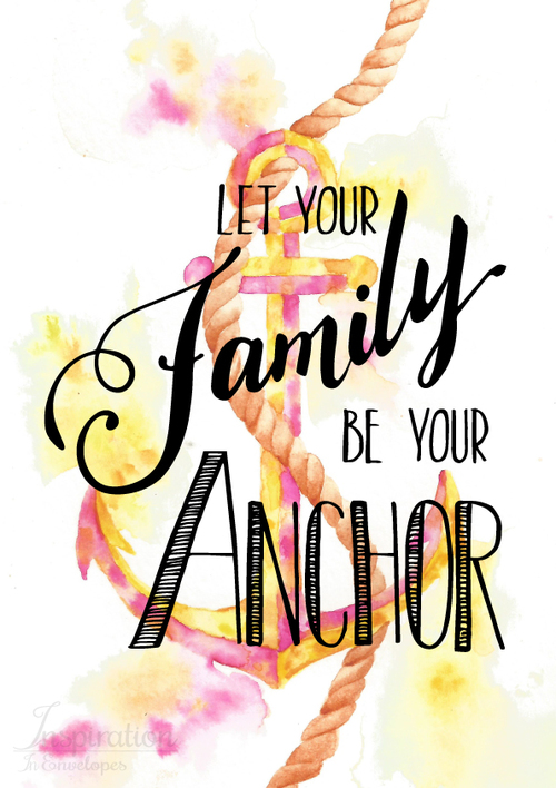 Motivational Quotes Monday On The Importance Of Family Time