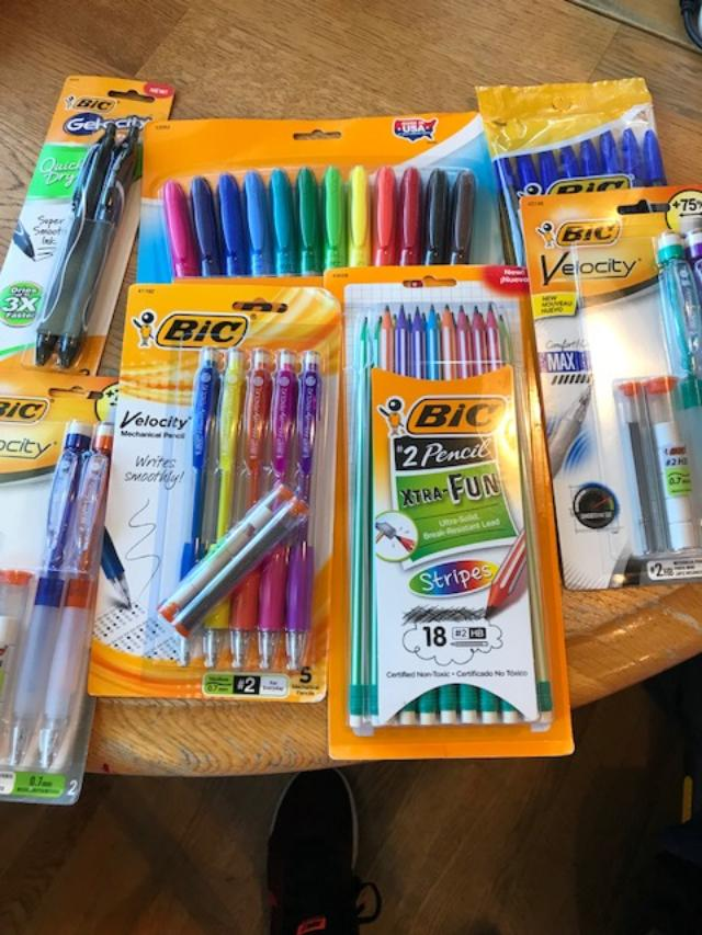 Bic Office Supplies Giveaway