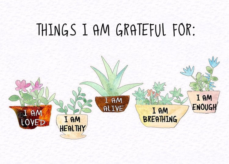 five quotes on the importance of being grateful so about what i said
