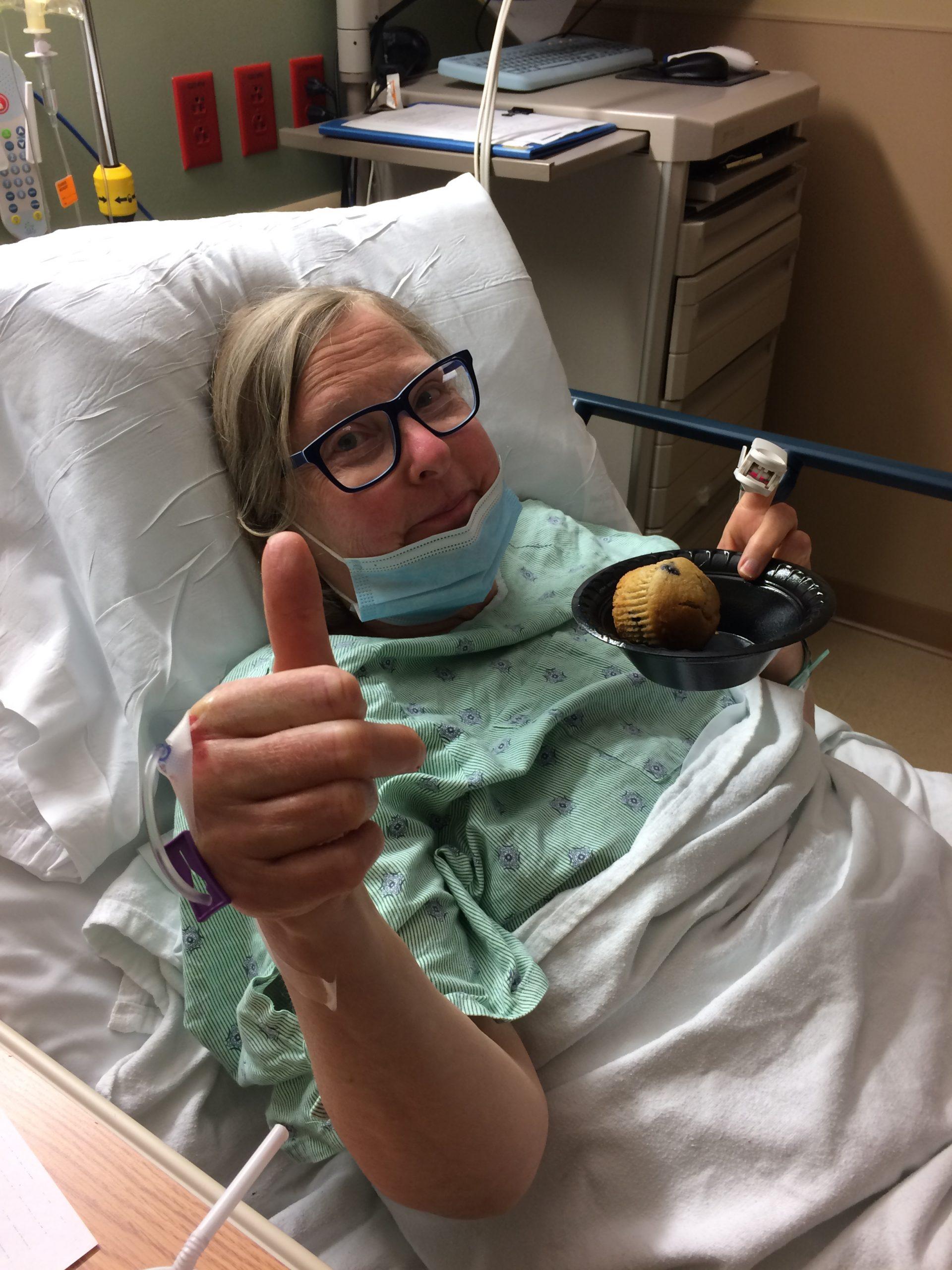 Colonoscopy Room: Ms. Bear Says: Get Your Colonoscopy!